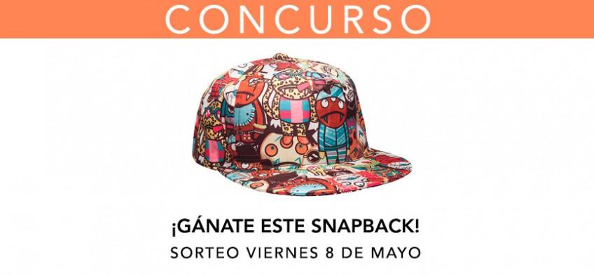Concurso: Gánate un Snapback en nuestro Facebook