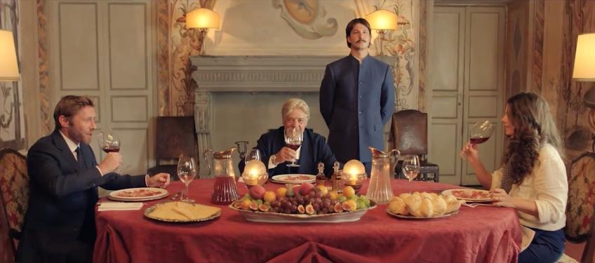 """Caruso, la película de moda que define el ser """"Caballero"""""""