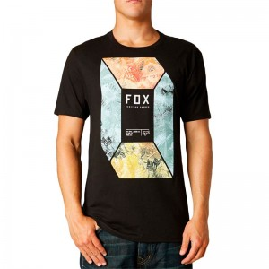 Polera Fox Sharp Shifter Negra