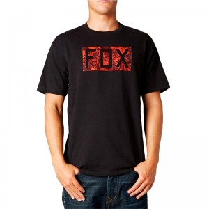 Polera Fox Croozade Negra