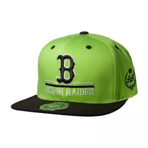 Snapback Niño DoubleAA Premium Boston Raider Verde