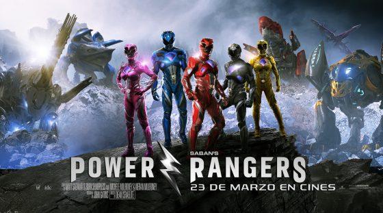 "Gratis: Entradas Dobles Para Ver ""Power Rangers"""