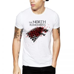 Polera GoT The North Remembers Blanca Get Out