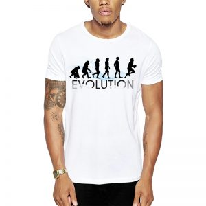 Polera Evolution Rugby Blanca Get Out