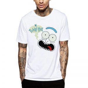 Polera I'm T-Shirt Rick Blanca Get Out