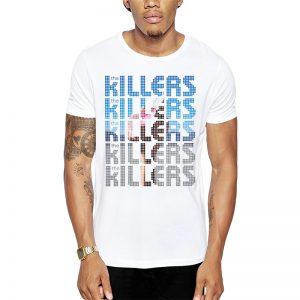 Polera The Killers Wonderful Wonderful Blanca Get Out