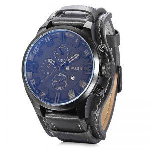 Reloj Negro 8225 Curren