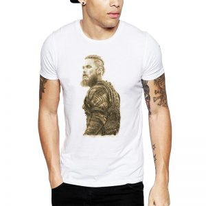 Polera Vikings Ragnar Lothbrok Get Out