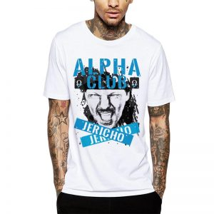 Polera Jericho Alpha Club Get Out