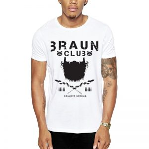Polera Braun Club Blanca Get Out