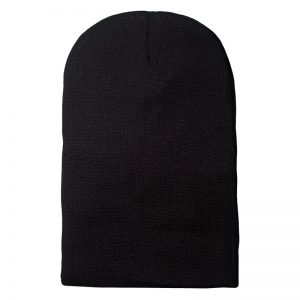 Beanie Liso Negro Get Out