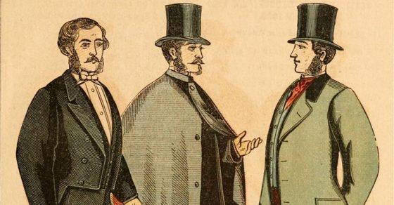 Ilustraciones de moda vintage