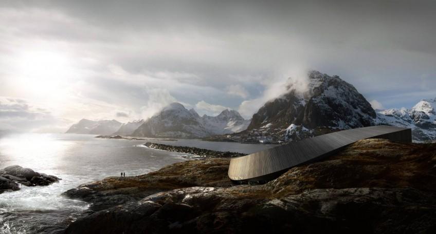 El Hotel Lofoten Opera en Noruega