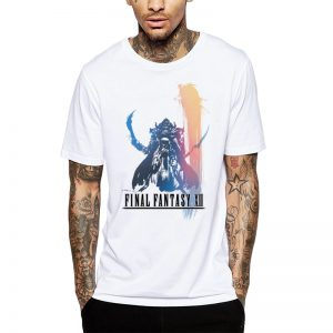 Polera Final Fantasy XII Blanca Get Out