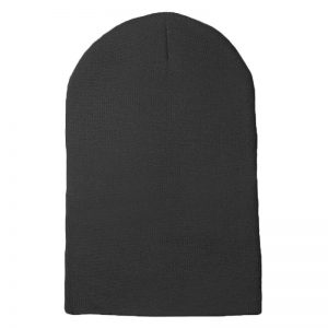 Beanie Liso Gris Oscuro Get Out