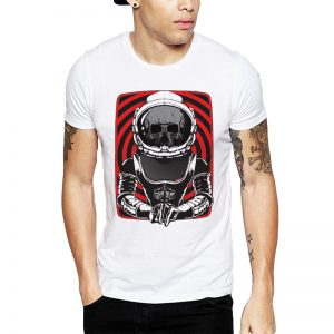 Polera Dead In Space Blanca Get Out