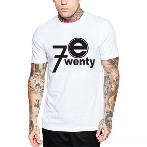 Polera Entertainment 720 Blanca Get Out