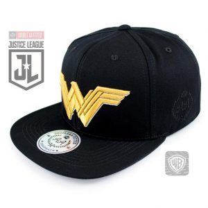 Gorro Wonder Woman Justice League Snapback DoubleAA Premium