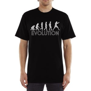 Polera Evolution Boxeo Algodón Get Out