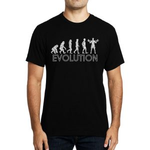 Polera Evolution Crossfit Algodón Get Out