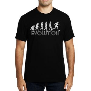 Polera Evolution Fútbol Algodón Get Out