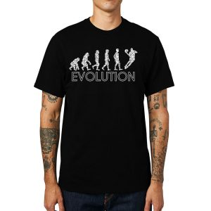Polera Evolution Hándbol Algodón Get Out