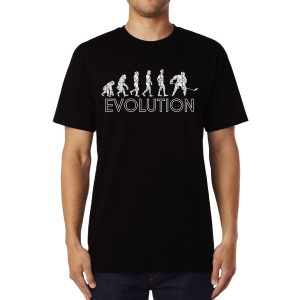 Polera Evolution Hockey Algodón Get Out