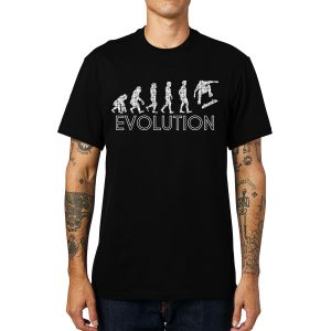 Polera Evolution Skate Algodón Get Out