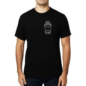Polera Pocket Buddha Algodón Get Out