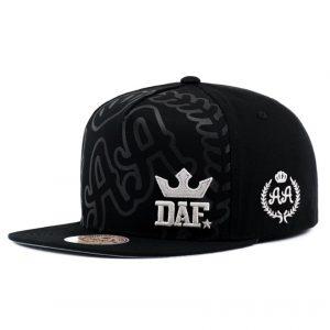 Gorro DAF Crown Negro DoubleAA Premium AA200304