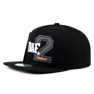 Gorro DAF 2 Negro DoubleAA Premium AA190317