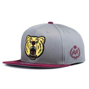 Gorro Bear Gris DoubleAA Premium AA200319