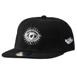 Gorro Cherokee Eye Negro Get Out Unlimit