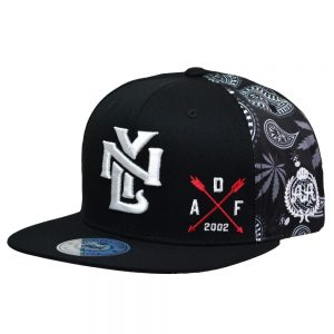 Gorro New York Legends Crest Negro DoubleAA Premium AA210354